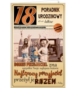 Kartka na 18-tkę U13