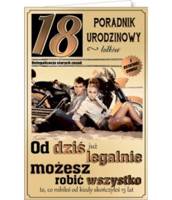 Kartka na 18-tkę U14
