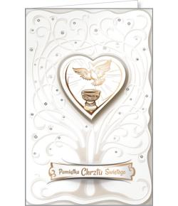 Kartka na Chrzest św. CHP 01