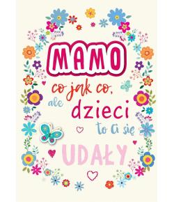Kartka Dla Mamy z...