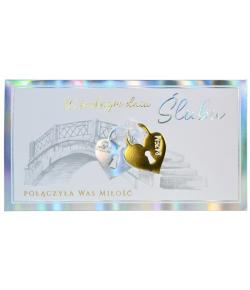 Kartka ślubna dla Młodej...