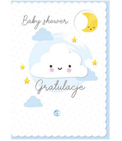 Kartka z okazji Baby Shower...