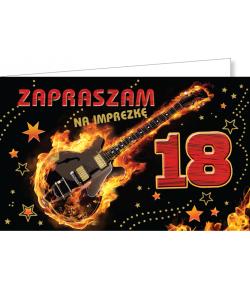 Zaproszenie na 18-tkę ZZ06