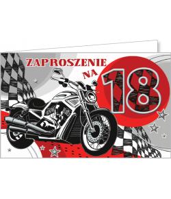 Zaproszenie na 18-tkę ZZ03