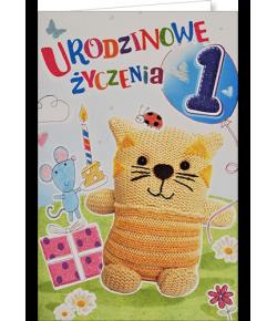 Kartka Urodzinowa N 05