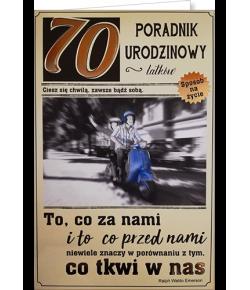 Kartka na 70 urodziny U 58
