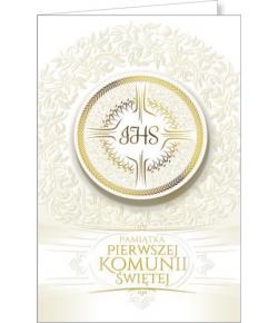 Kartka komunijna KP 02
