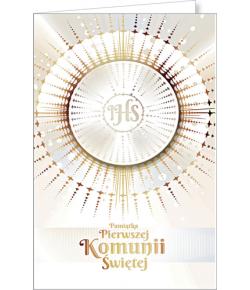 Pamiątka komunii KP 11
