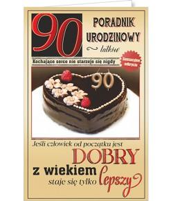 Kartka na 90 urodziny U69