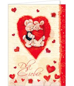 Kartka na Walentynki VL 22