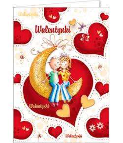 Karnet na Walentynki VL 28
