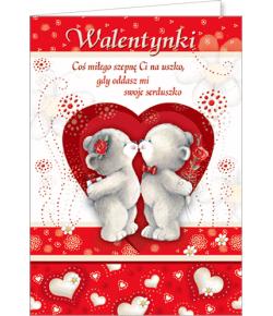 Kartka dla Zakochanych VL 32