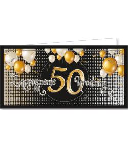 Zaproszenie na 50 urodziny...