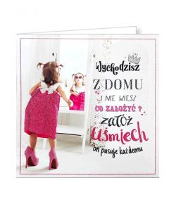 Kartka dla dziewczynki KWT 01