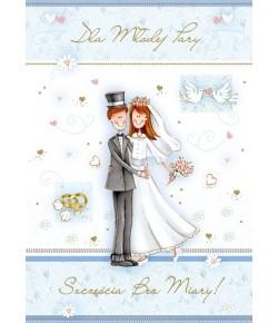 Życzenia ślubne SH 10