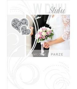 Kartka na ślub ST 1