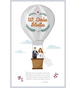 Kartka na ślub SAB 25