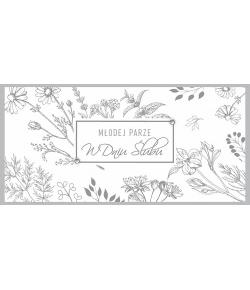 Kartka na ślub DLAS 92