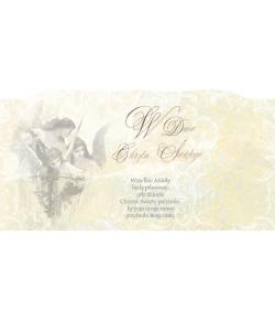 Kartka na chrzest CR A