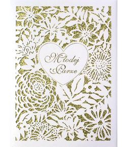 Kartka na ślub LuxP 1