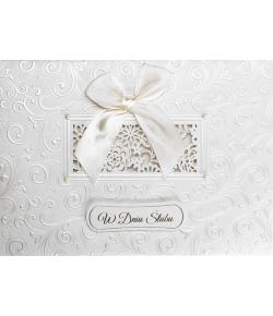 Karnet ślubny LuxP 8