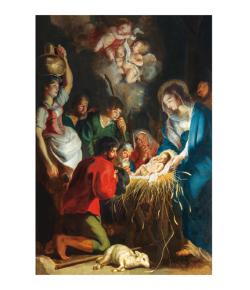 Narodziny Dzieciątka Jezus...