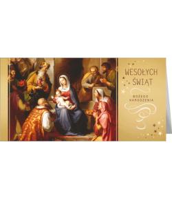 Kartka na Boże Narodzenie...