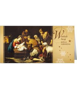 Święta Rodzina kartka bez...