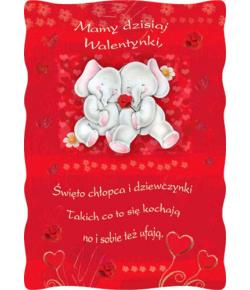 Kartki dla Zakochanych PVL 7