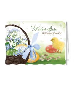 Kartki Wielkanocne wiosenne...